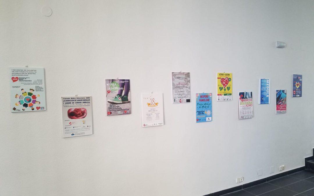 La Casa de la Cultura alberga desde hoy una exposición organizada por la Asociación de Donantes de Médula Ósea.