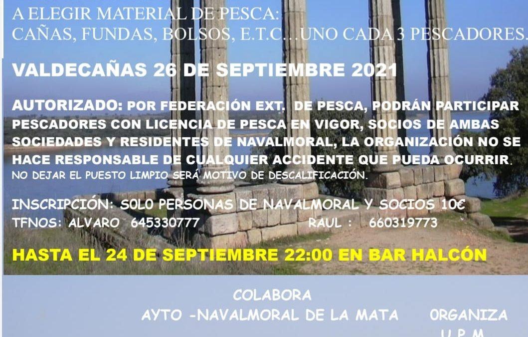 Concurso de pesca Feria de San Miguel 2021