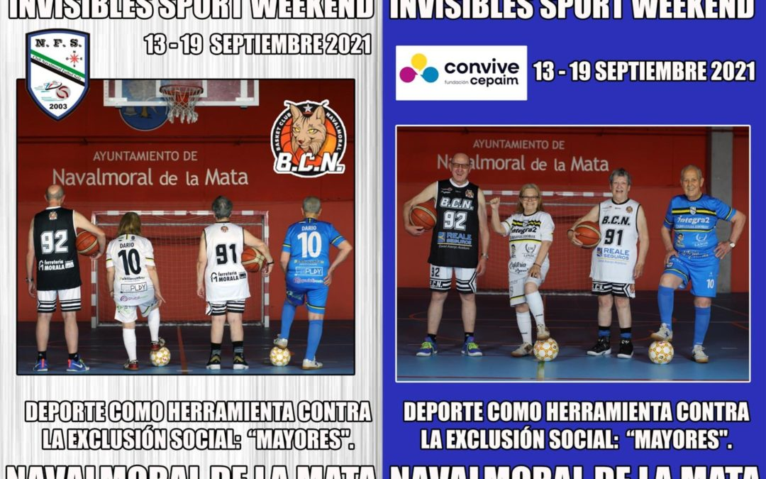 Invisibles Sport Weekend.