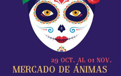 Mercado de Ánimas: del 29 de octubre al 1 de noviembre.